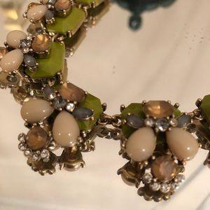 J Crew Gemstone Necklace!! ✨💎